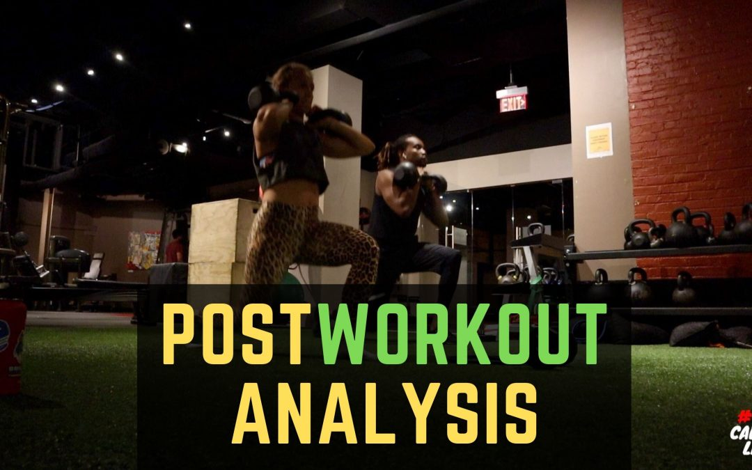 Post Workout Analysis w: @sweatremix Angela Gentile | #thecaesarlife S4 EP53