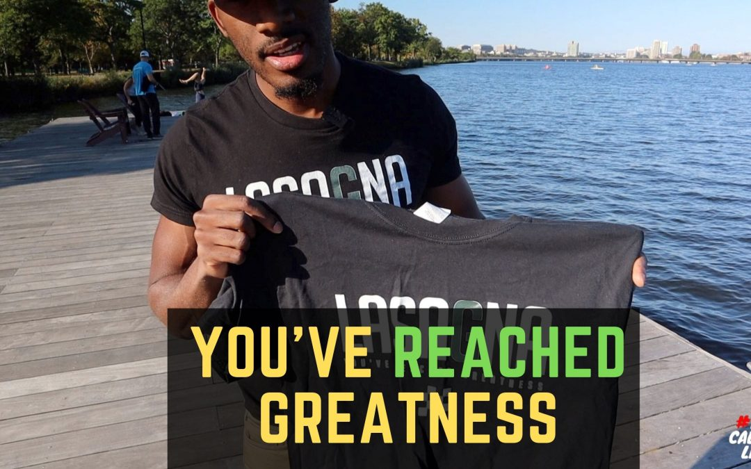 YOU'VE REACHED GREATNESS | #thecaesarlife S4 EP54