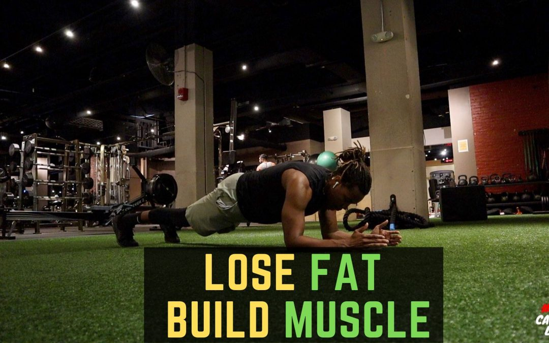 How to lose Fat and Build Muscle Workout Routine | #thecaesarlife S4 EP56