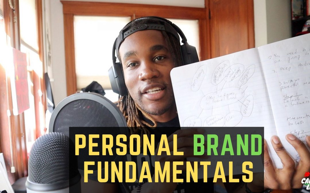 Building a Personal Brand Fundamentals | #thecaesarlife S4 EP55