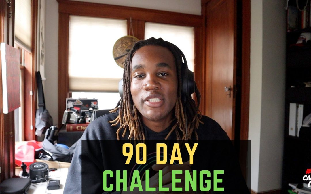 Lose Fat Build Muscle 90 Day Challenge | #thecaesarlife S4 EP57
