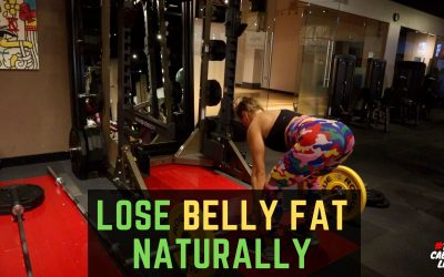 How to lose belly fat naturally | #thecaesarlife S4 EP58
