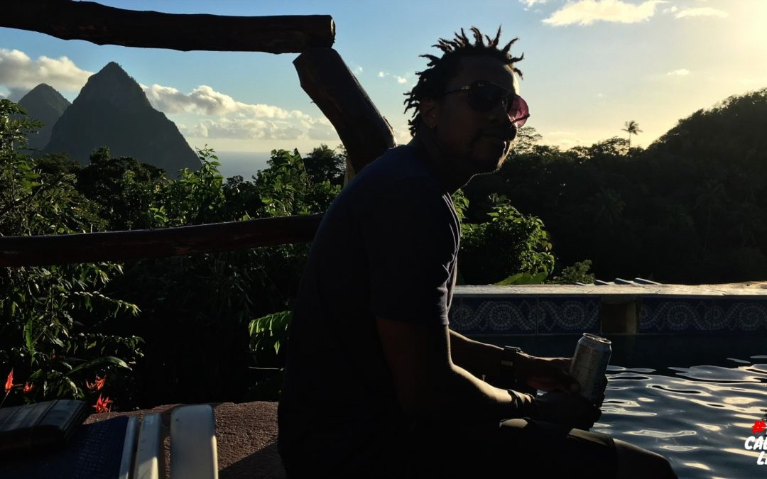 HONEYMOON MOMENTS IN ST. LUCIA 2016 | #thecaesarlife #42 #LostTapes