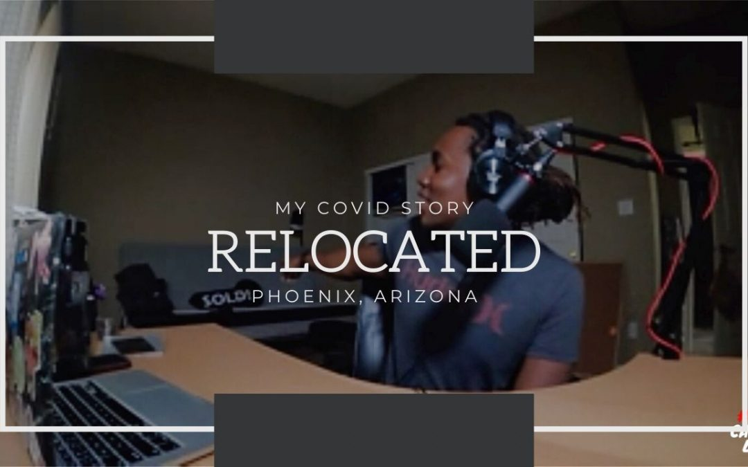 Life Update: Relocated to Phoenix Arizona | #thecaesarlife #40