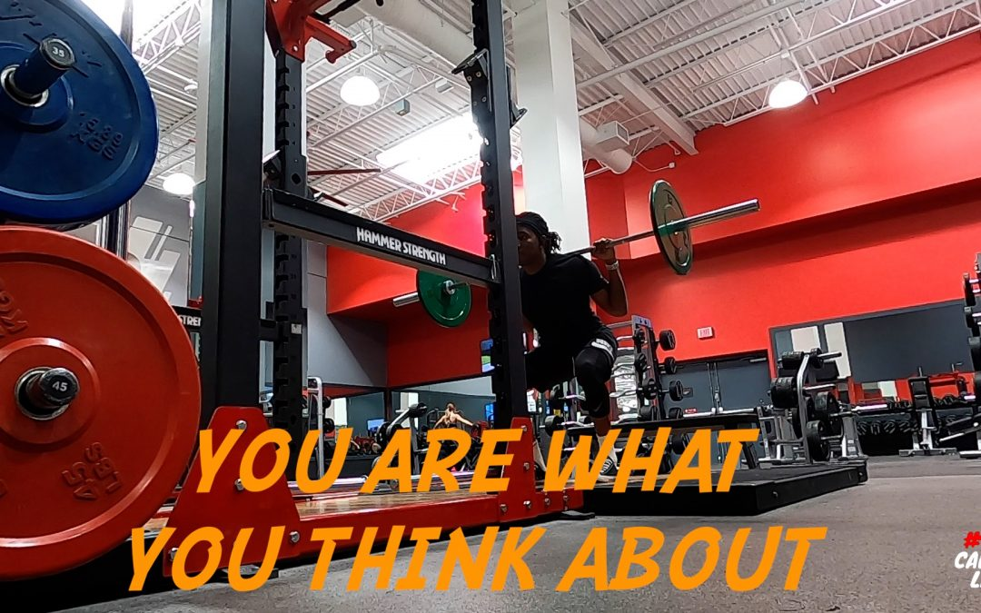 Your Are What You Think About | #thecaesarlife VLOG #94